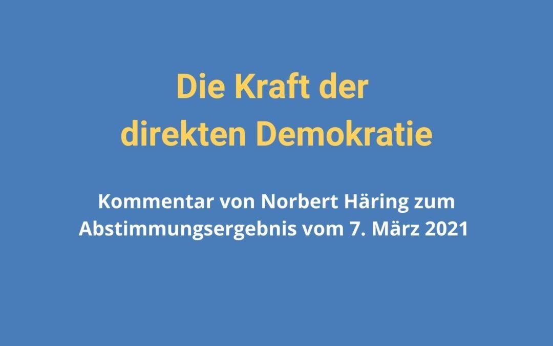 Die Kraft der direkten Demokratie: Gesetz zur elekronischen ID abgeschmettert – Gastbeitrag von Norbert Häring